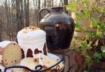 Receita para um delicioso bolo de Páscoa para uma boa dona de casa