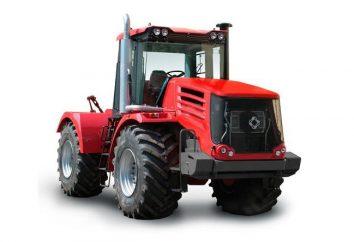 """Modele potężny ciągnik rolniczy. """"Pracownicy Kirov"""": specyfikacje techniczne, zdjęcia"""