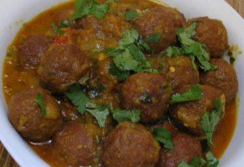 Kyufta: ricetta. Kyufta Armenia, Azerbaigian: come preparare