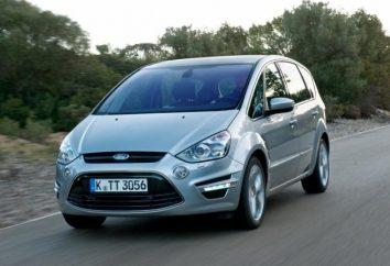 """Minivan """"Ford"""": przegląd trendów"""