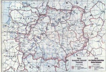 República Popular Bielorrussa: a proclamação ea história