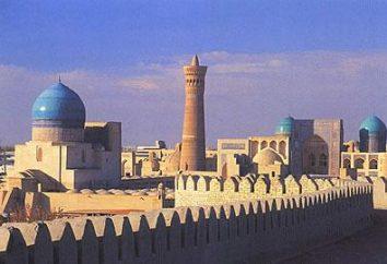 Buchara (Usbekistan) – die Stadt der Märchen