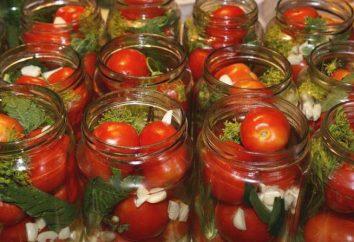 Les tomates avec les fanes de carottes: les meilleures recettes