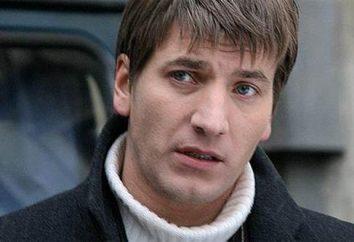Acteur Alexander Ustyugov: biographie, filmographie, vie familiale et personnelle