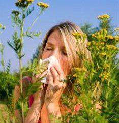 Uczulony na kwitnienie: objawy, zapobieganie i leczenie