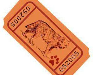 biglietto del lupo: che cosa significa?