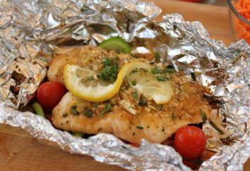 Pesce al cartoccio in multivarka – ricette