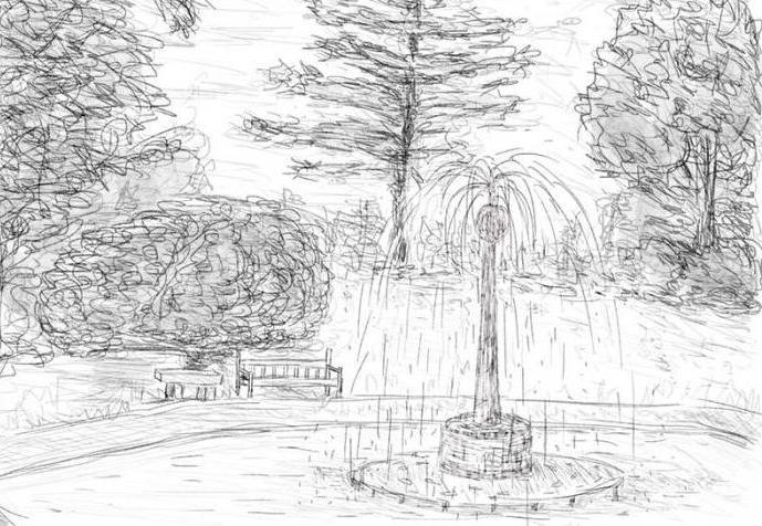 Come Disegnare Una Matita Park