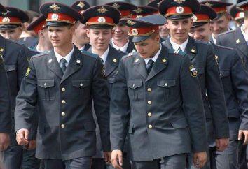 Do głównych zadań rosyjskiej policji: Opis, wymagania i zasady