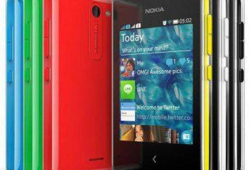 Examen des modèles de téléphones budget – Nokia Asha 500