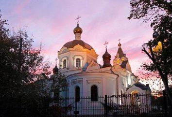 Kirche St. Nikolaus auf den Drei-Berge: Geschichte und interessante Fakten