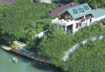 Abchazja: hotele, mini-hotele, hotele prywatne
