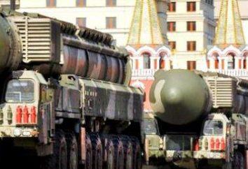 Journée des troupes de missiles: félicitations. Journée des Forces de missiles stratégiques