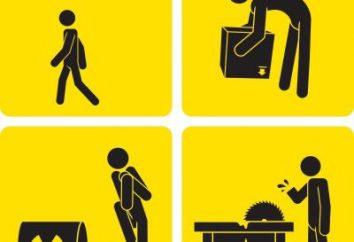 Protection du travail – qu'est-ce? règles de protection du travail. sécurité au travail à l'école maternelle