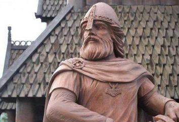 Ivar Ragnarsson – lidera duńskich Wikingów, syn Ragnar Lodbrok. Biografia, historia