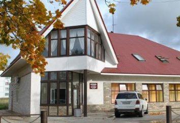 Ivangorod Região de Leninegrado Hotéis: comentários e fotos