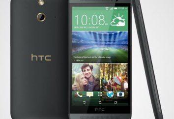 Smartphone HTC One Dual Sim E8