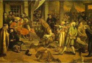 L'image de Pougatchev dans les œuvres de Pouchkine et Essenine: une comparaison