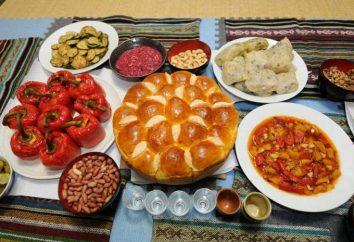 cozinha tradicional búlgara: pratos e as suas características