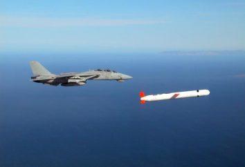 """míssil de cruzeiro """"Tomahawk"""": história, descrição, características"""