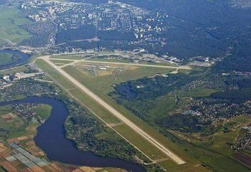 aérodrome Ramenskoye: description et activités