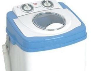 """Máquina de Lavar Roupa """"Baby"""" – o melhor assistente no país"""