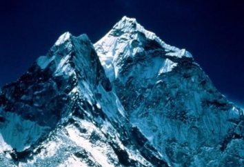La plus haute montagne du Mont Everest!
