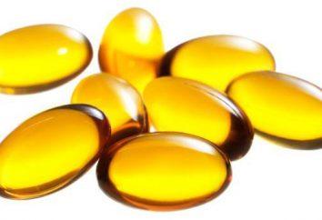 La vitamina E durante la gravidanza iniziale: le istruzioni di dosaggio