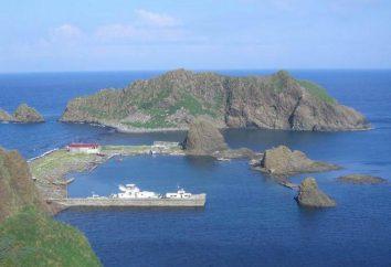 Moneron (wyspa): Historia i zasoby wodne