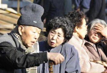 Populacja Japonii. Kryzys i sposoby wyjścia z niego