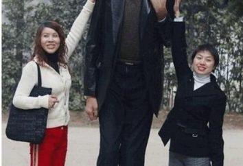 Sapete come chiamare un uomo alto?