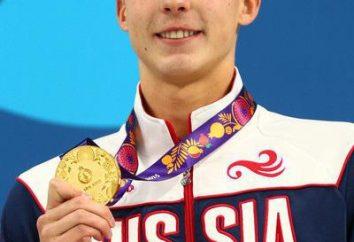 Młody sportowiec Anton Chupkov: pływanie, osiągnięcia, rekordy, Igrzyska Olimpijskie w Rio
