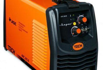 """inverter per saldatura """"Svarog ARC 205"""": descrizione, le specifiche, i prezzi e recensioni"""