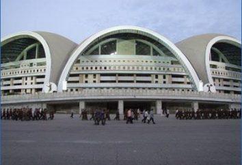 O maior estádio do mundo está localizado na Coréia do Norte