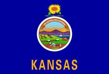 Kansas: Estado de girasoles y el granero de América