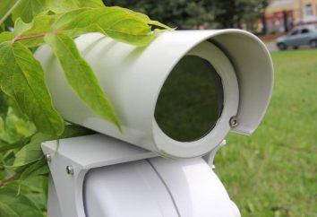 """Le termocamere in Russia. ONG impianti termici """"AMB"""""""