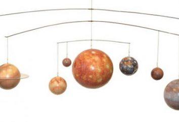 Jak zrobić model układu słonecznego: dwie opcje