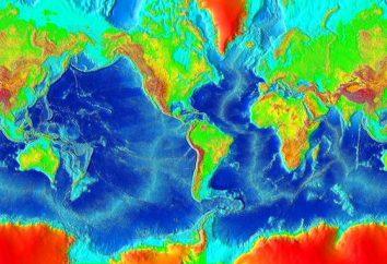 La familiarità con il pianeta casa: Qual è l'oceano?