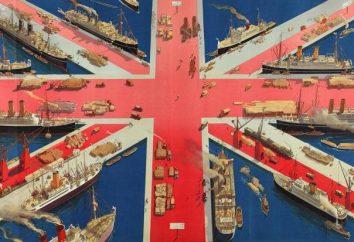 países de língua Inglês – o legado da antiga grandeza do Império Britânico