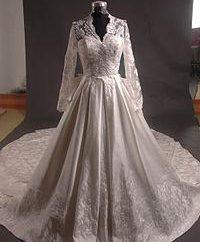 Brautkleider Keyt Middlton – was sind sie?