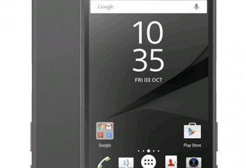 """""""Sony Iksperiya Z5"""": specyfikacje techniczne i przegląd urządzenia"""