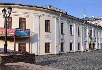 Teatr na Spasskaya (Kirov): historia, repertuar, trupy, recenzje