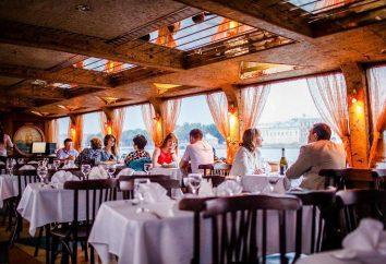 Migliori nuovi ristoranti di St. Petersburg