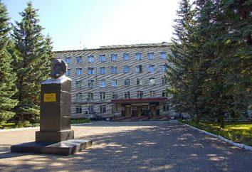 Serpukhov Wojskowy Instytut Wojsk Rakietowych. Historia Serpukhov Wojskowego Instytutu Wojsk Rakietowych