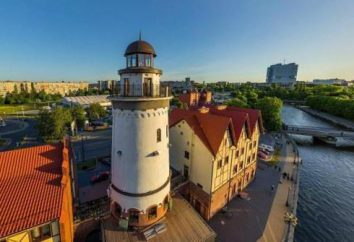 Die Reise nach Kaliningrad im November: das Wetter und Bewertungen