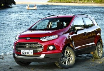 """Specyfikacje """"Ford Ekosport"""" zdobył zaufanie wśród użytkowników"""