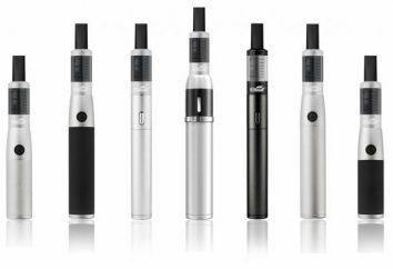 Cigarrillo electrónico Eleaf GS: opiniones y descripción