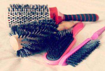 ¿Cómo se limpia el cepillo? Tipos de peines y cuidados