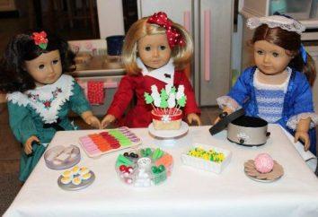 Como fazer comida para bonecos de materiais improvisados?