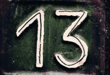 Pourquoi les gens ont peur du nombre 13?